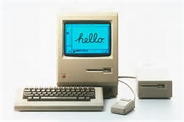 An early Apple computer c. date